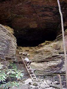 Big South Fork Cave